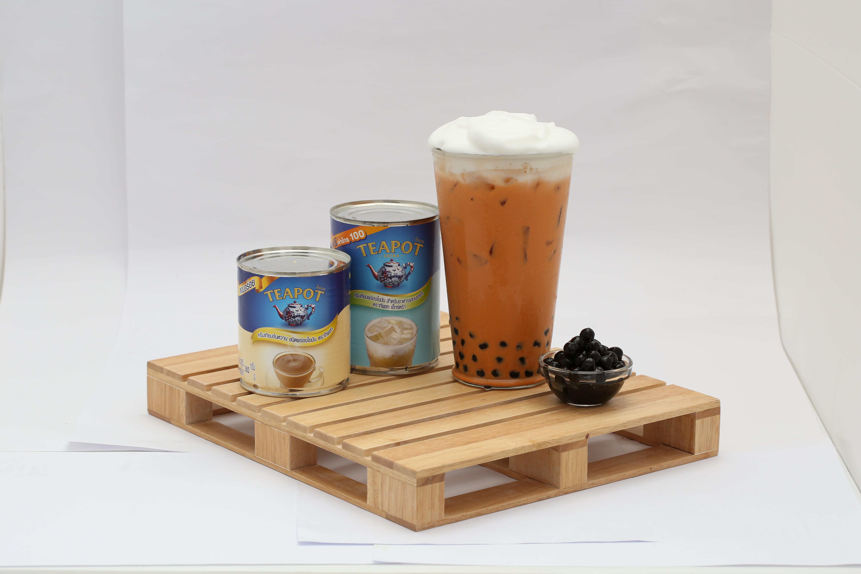 ทีพอทชาไทยไข่มุก