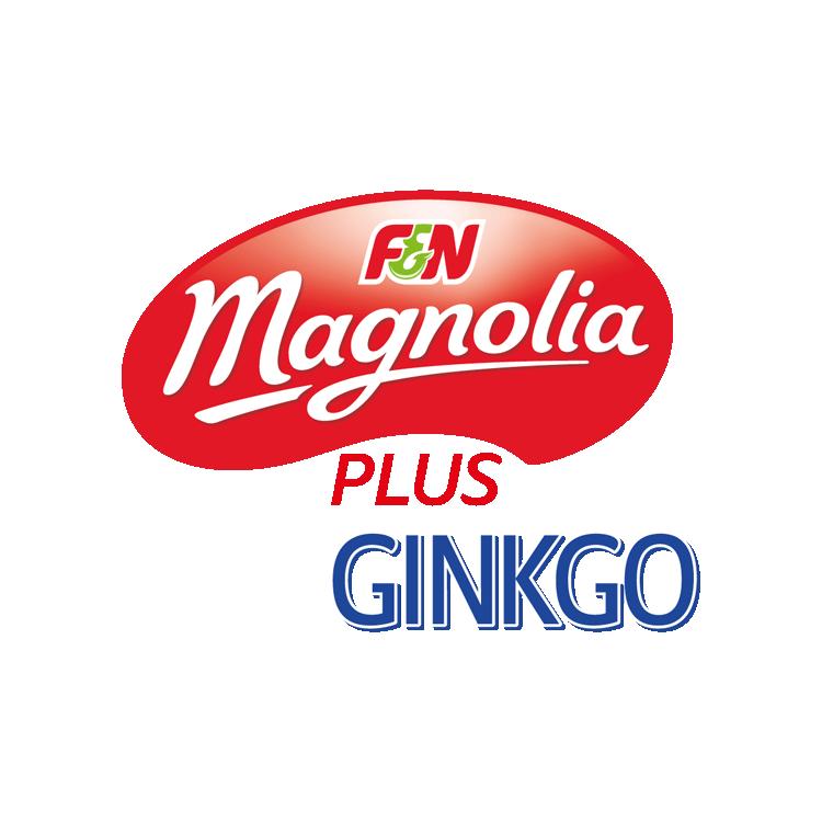 Magnolia Plus Ginkgo