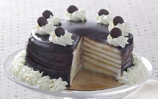 ช็อกโกเครปเค้ก